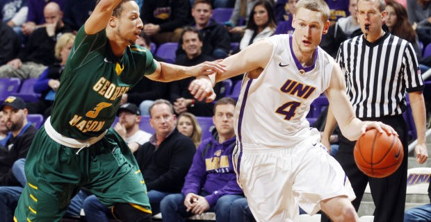 George Mason can't steal win at UNI