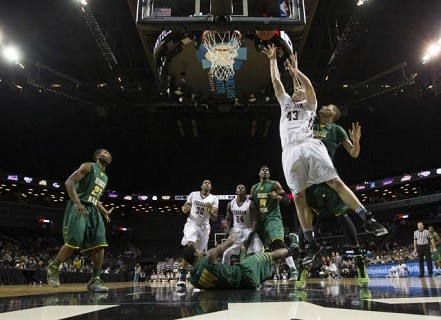 George Mason bounced from A-10 tournament by Fordham again