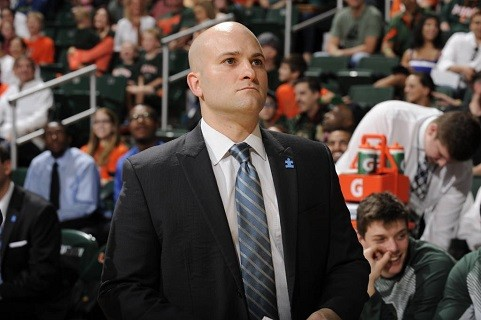 Could Chris Caputo come back to George Mason?
