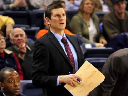 Dave Paulsen adds former Bucknell assistant to his staff