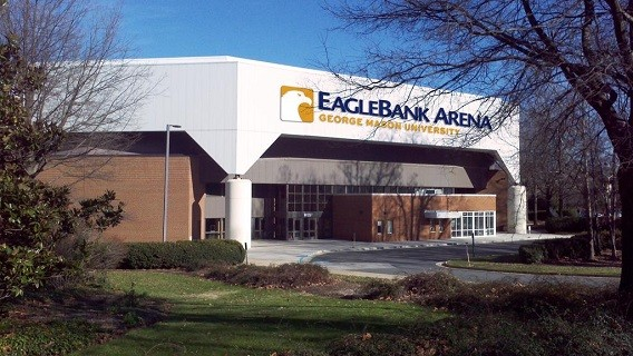 Patriot Center sells naming rights, to become EagleBank Arena