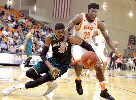 George Mason can't hold on to lead against Mercer