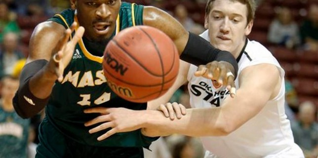 Mason keeps rolling in Charleston Classic, defeats Oklahoma State