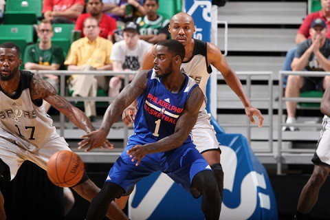 Bryon Allen collects 7 steals in summer league debut