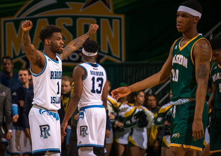 Mason comes up short against Rhode Island