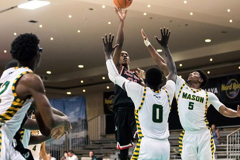 Mason comes up short in Cancun