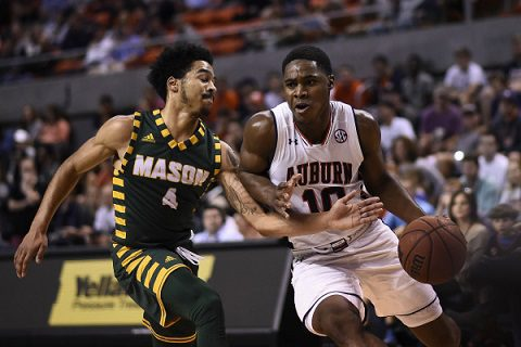 Mason can't complete comeback at Auburn